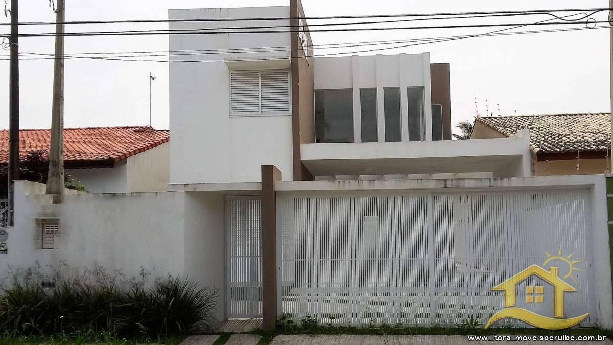 casa no bairro oásis em peruíbe - 135