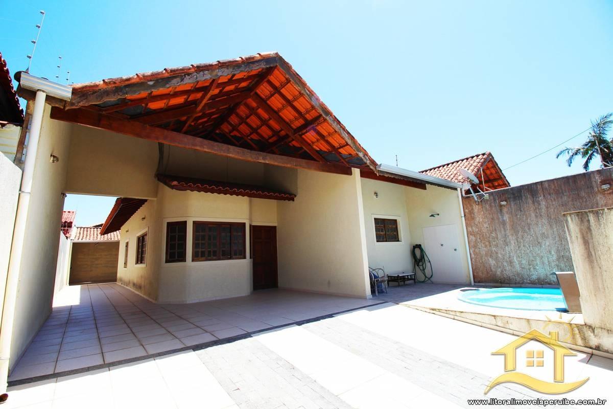 casa no bairro oásis em peruíbe - 891