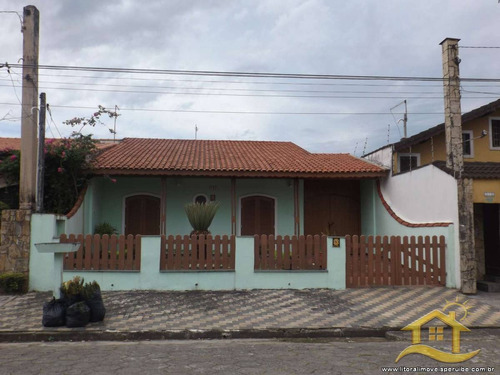 casa no bairro oásis em peruíbe - 91