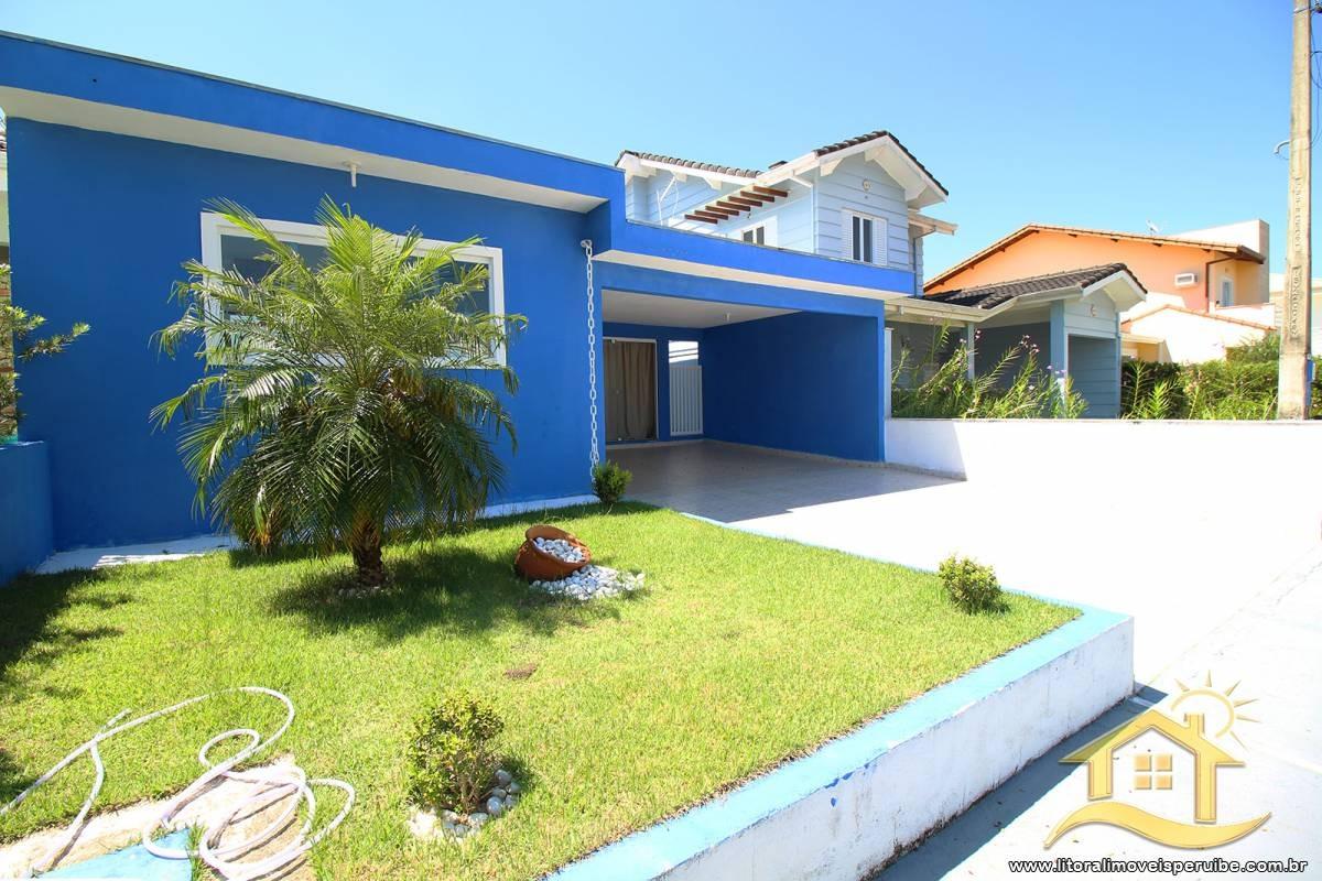 casa no bairro residencial três marias em peruíbe - 1709