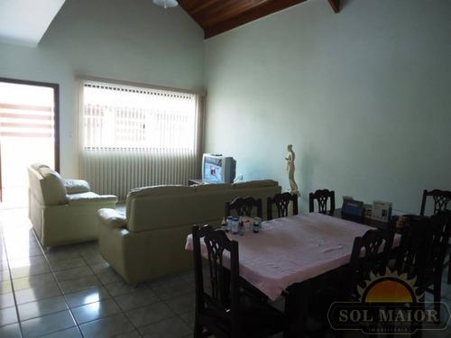 casa no bairro ribamar em peruíbe - 00163