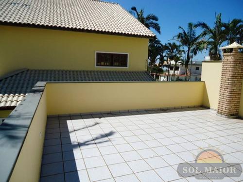 casa no bairro ribamar em peruíbe - 00174