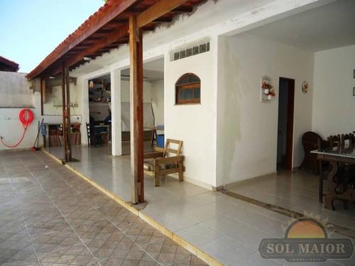 casa no bairro ribamar em peruíbe - 00257