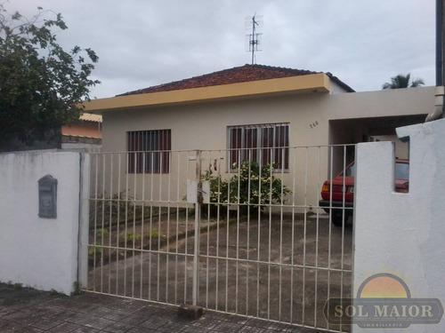 casa no bairro ribamar em peruíbe - 00316