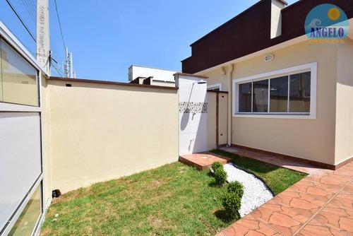 casa no bairro ribamar em peruíbe - 1442