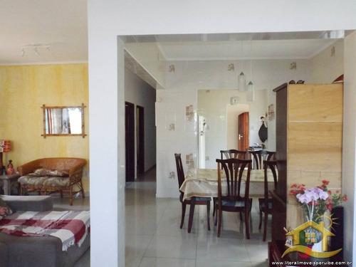 casa no bairro ribamar em peruíbe - 2187