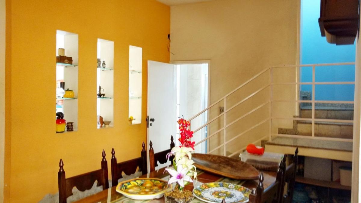 casa no bairro sagrada família - pr2712