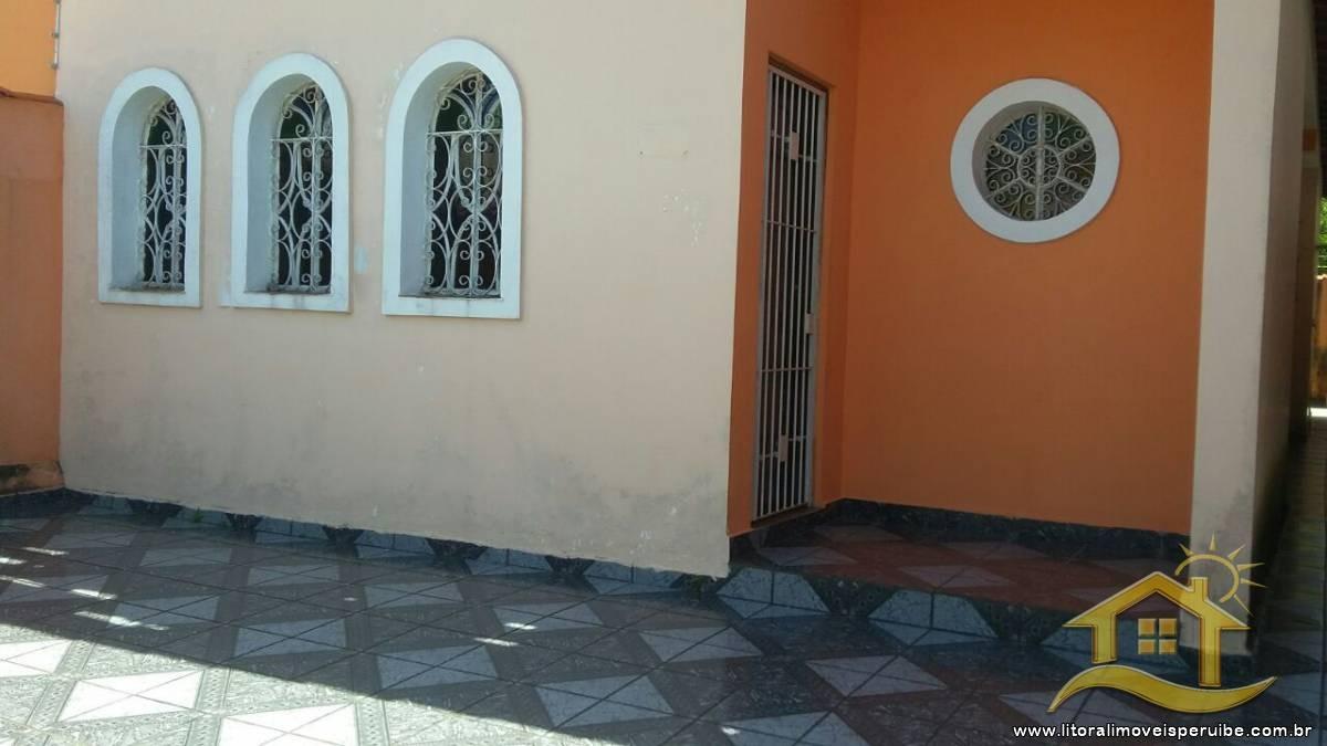 casa no bairro são joão batista em peruíbe - 1624