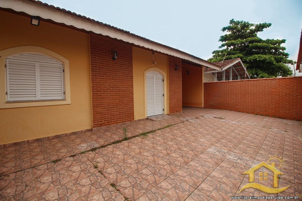 casa no bairro são joão batista em peruíbe - 2347