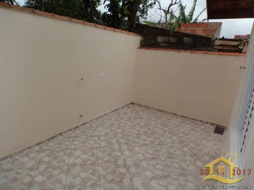 casa no bairro são joão batista ii em peruíbe - 1544