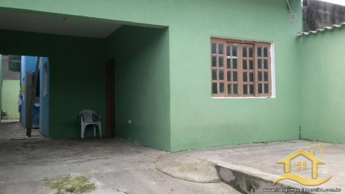 casa no bairro são joão batista ii em peruíbe - 1549