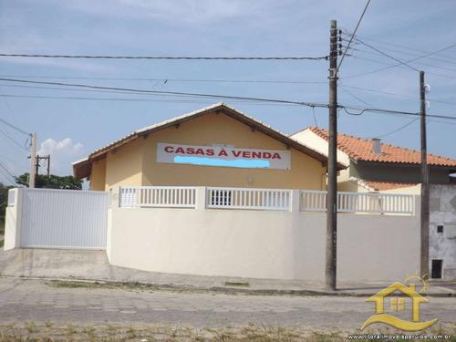 casa no bairro são joão batista ii em peruíbe - 161