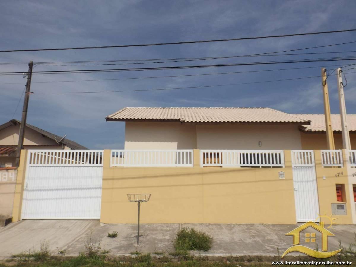 casa no bairro são joão batista ii em peruíbe - 162