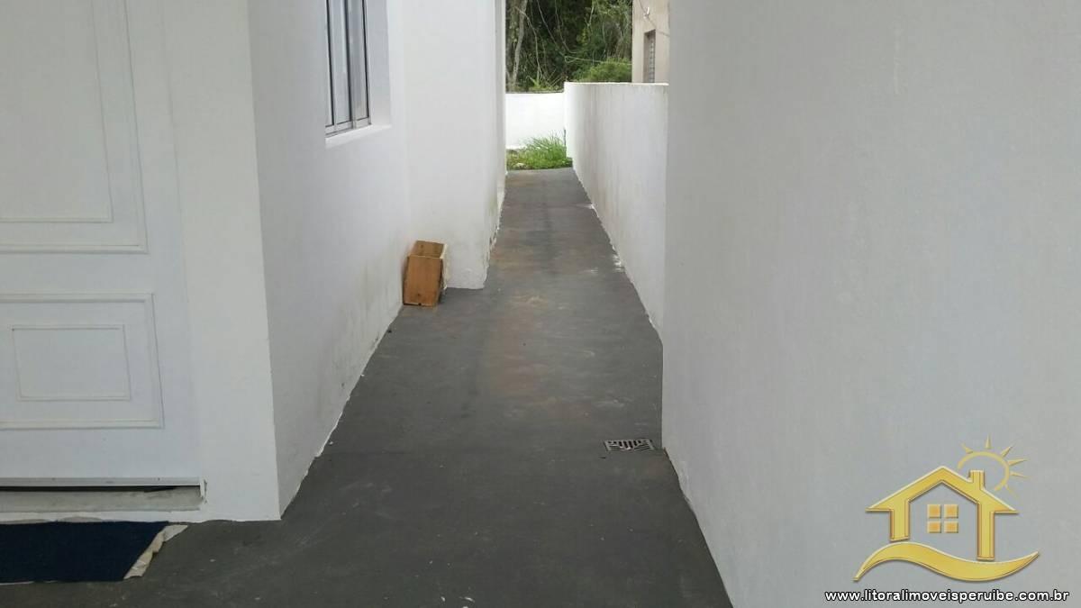 casa no bairro são joão batista ii em peruíbe - 166