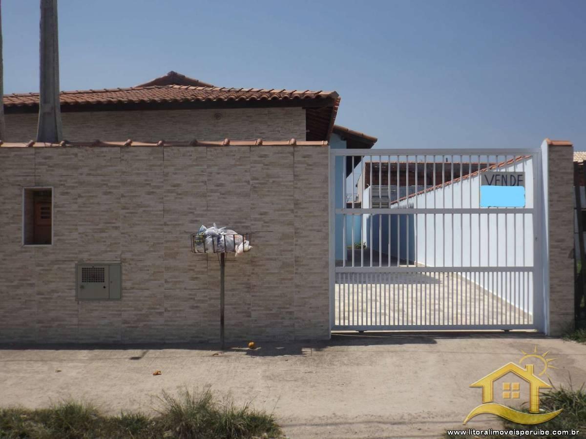 casa no bairro são joão batista ii em peruíbe - 174