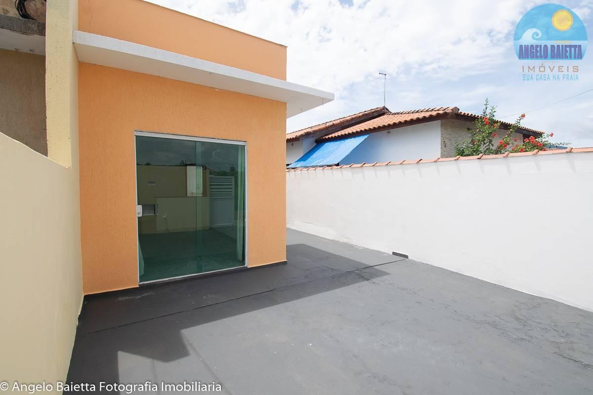 casa no bairro são joão batista ii em peruíbe - 1996