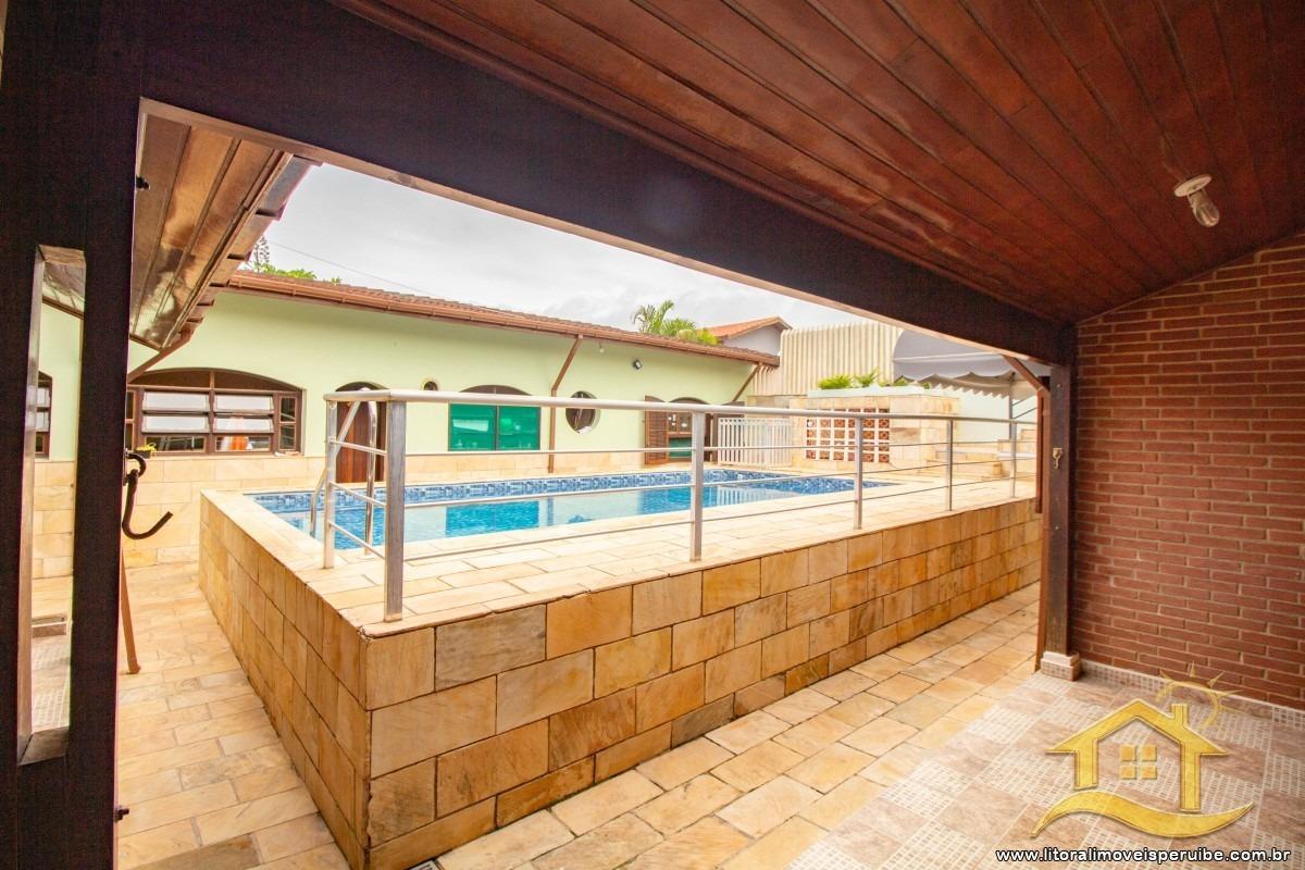 casa no bairro são josé em peruíbe - 807