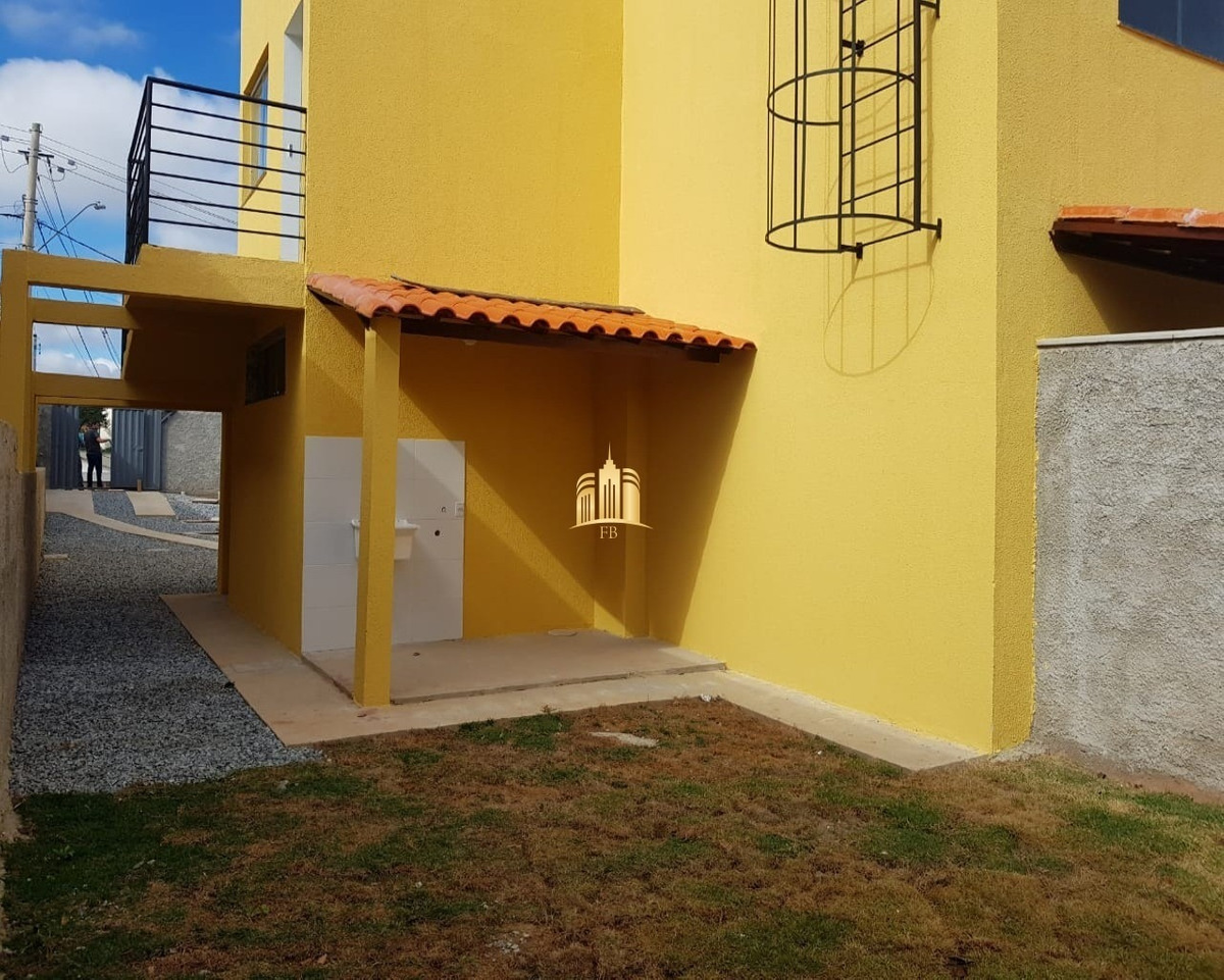 casa no bairro são pedro - esmeraldas - ca00184 - 34087029
