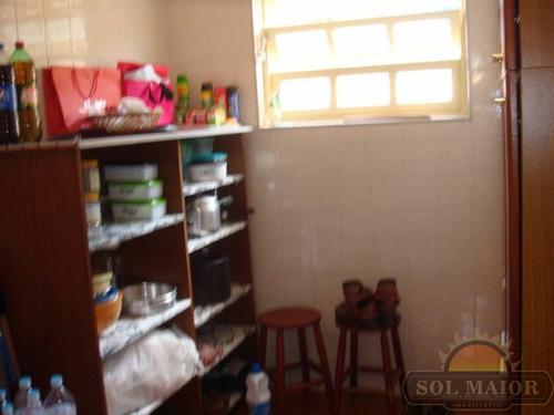 casa no bairro stella maris em peruíbe - 00334