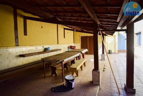 casa no bairro stella maris em peruíbe - 1379