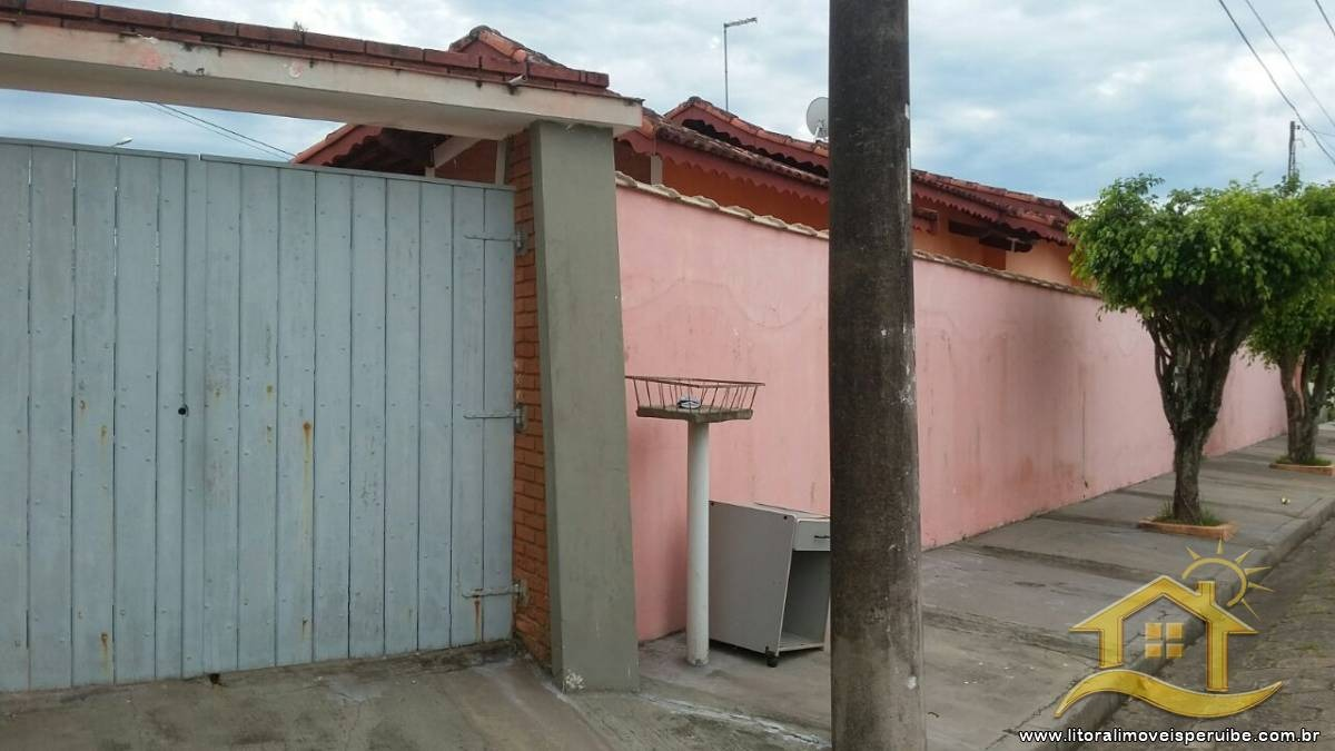 casa no bairro stella maris em peruíbe - 1545