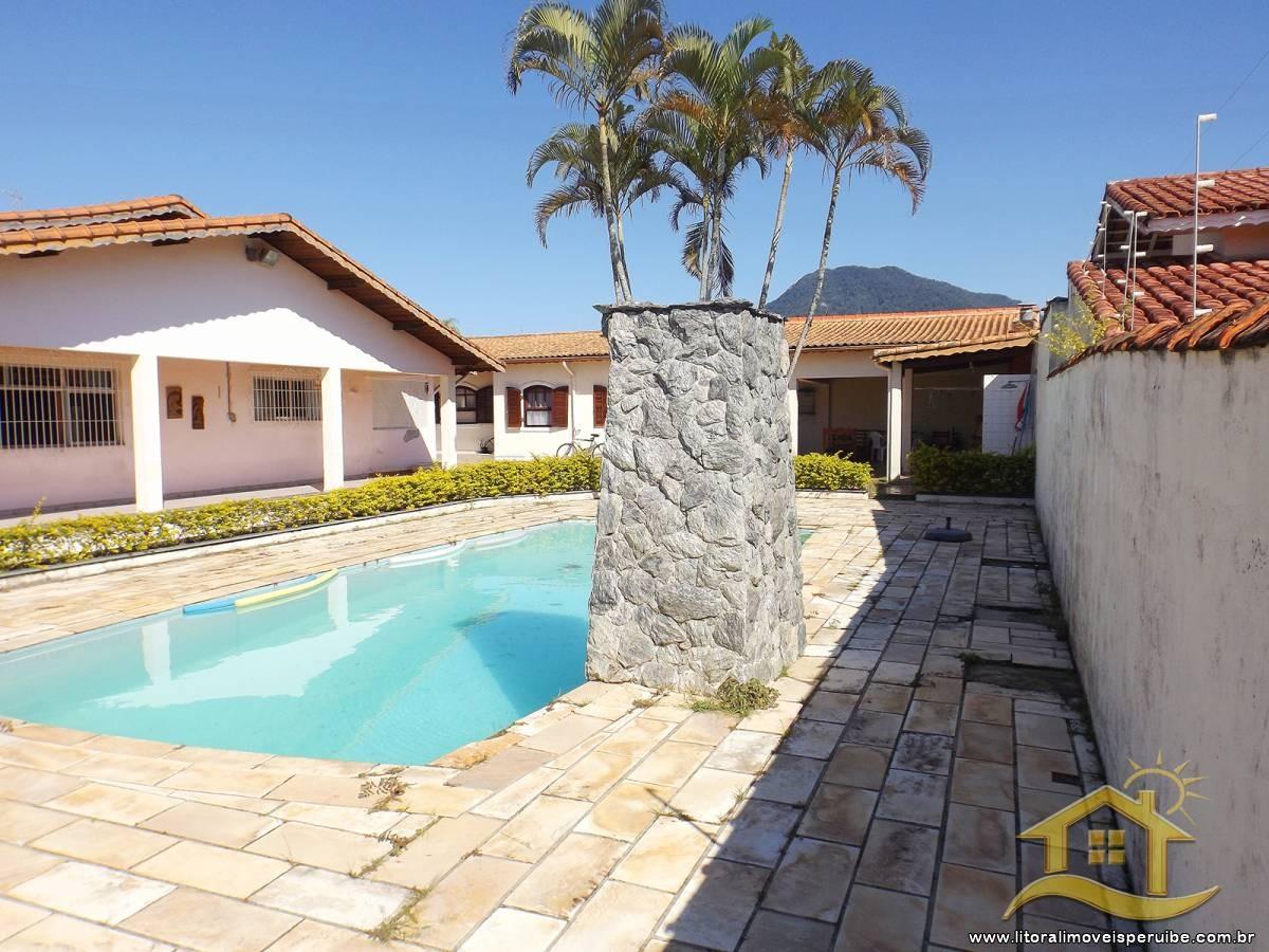 casa no bairro stella maris em peruíbe - 2151