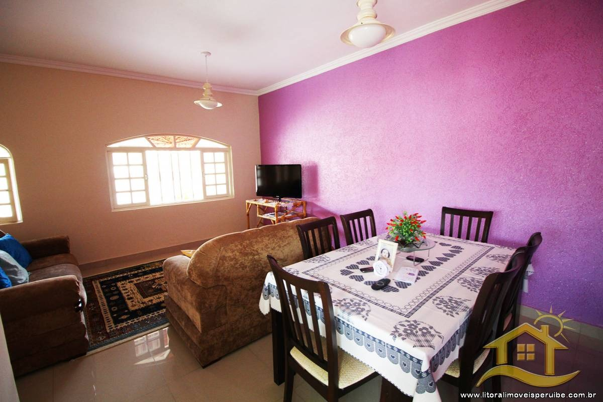 casa no bairro três marias em peruíbe - 1085