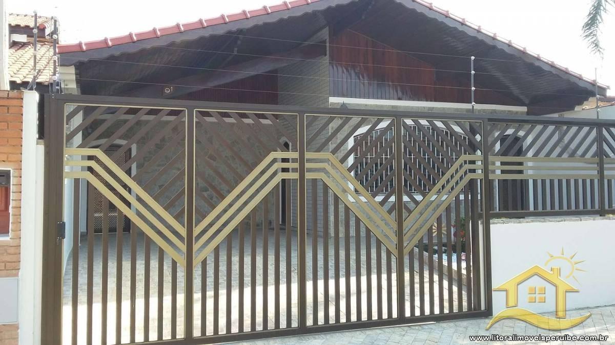 casa no bairro três marias em peruíbe - 61