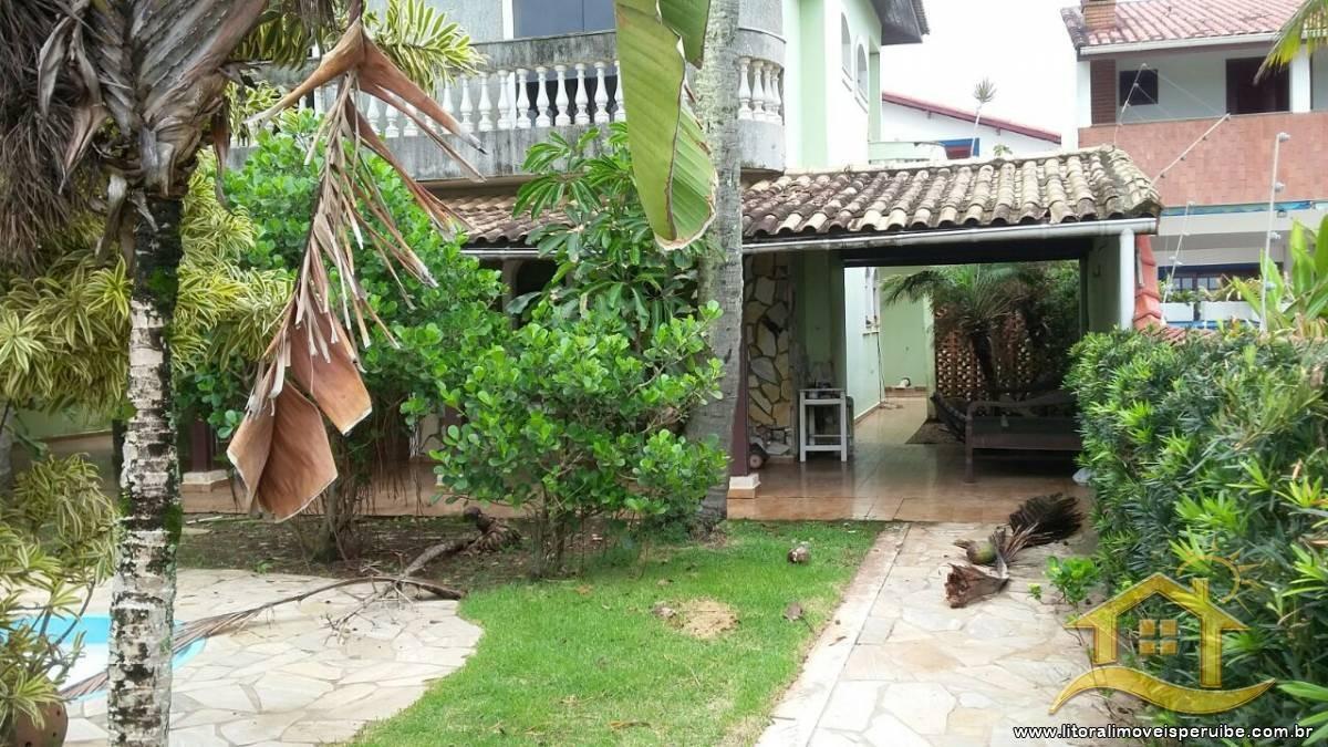 casa no bairro turístico em peruíbe - 978