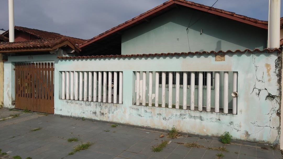 casa no balneario gaivota 400 metros do mar itanhaém sp
