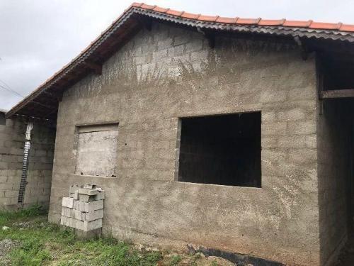 casa no balneário gaivota, em itanhaém