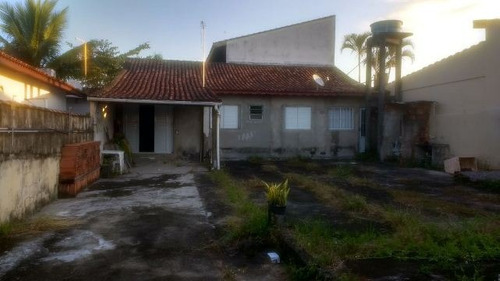 casa no balneário gaivota, em itanhaém, á 300 metros do mar