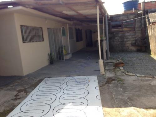 casa no balneário gaivota, em itanhaém, ficando lado serra