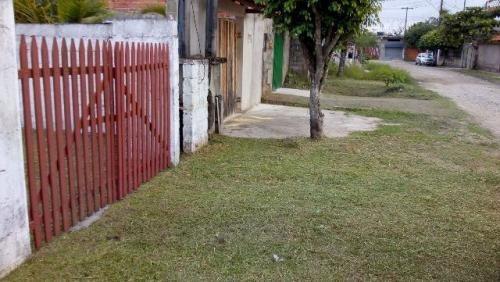 casa no balneário gaivota, em itanhaém, lado serra
