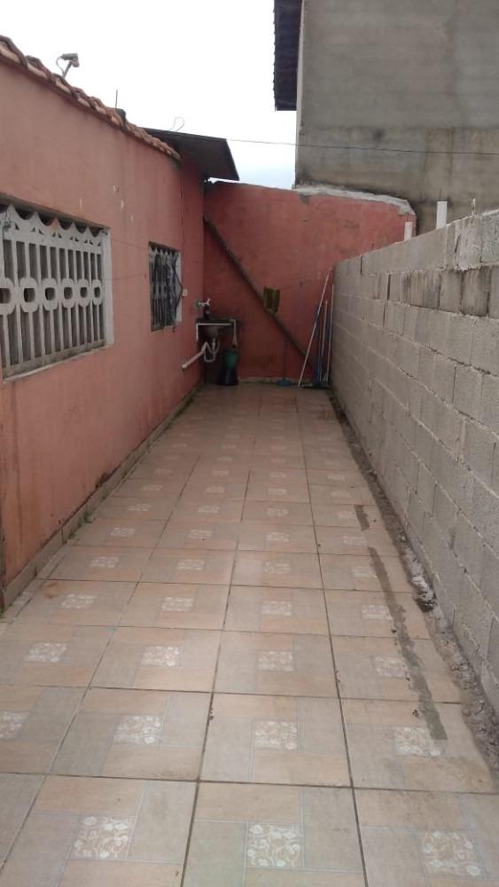 casa no balneário gaivota, em itanhaém, litora sul de sp