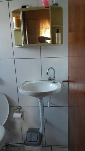 casa no balneário gaivota, em itanhaém, ref. 4025