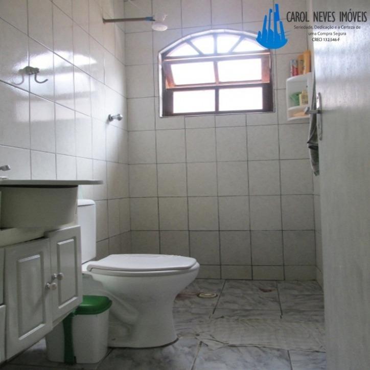 casa no balneário itaóca 2 dormitórios - 3462