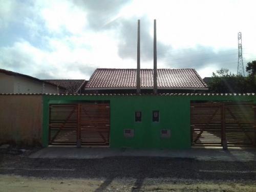 casa no balneário tupy, em itanhaém,