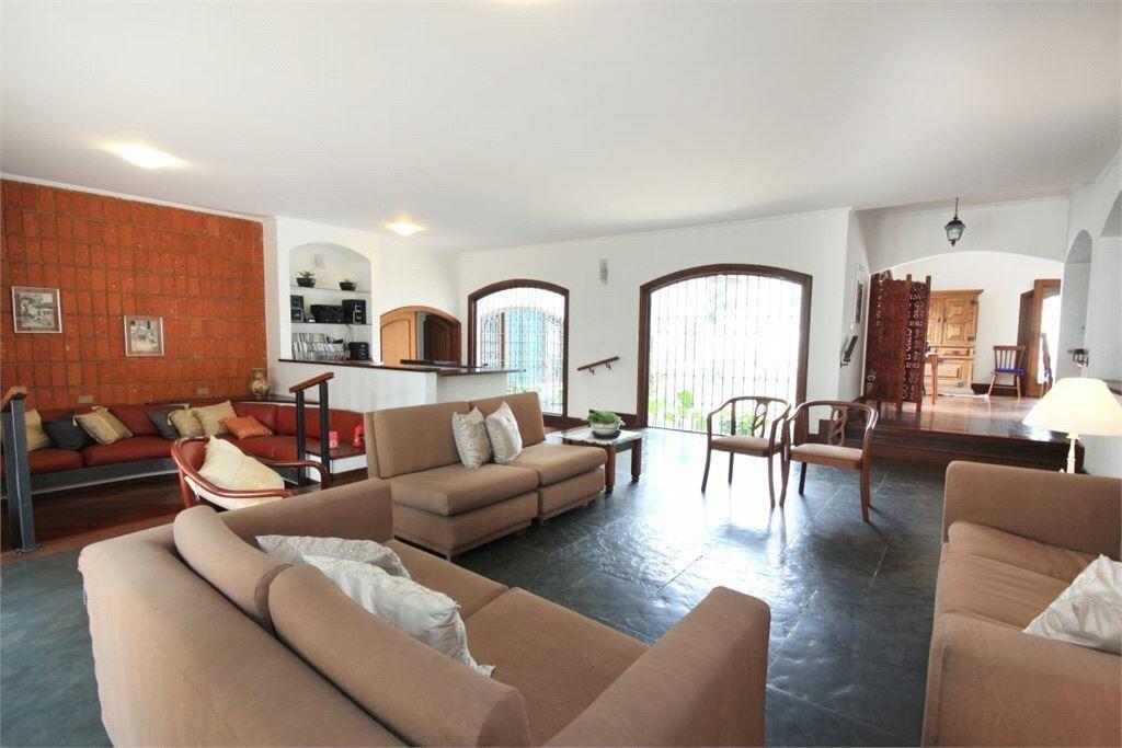 casa no brooklin à venda, térrea com 4 suítes - 375-im383561