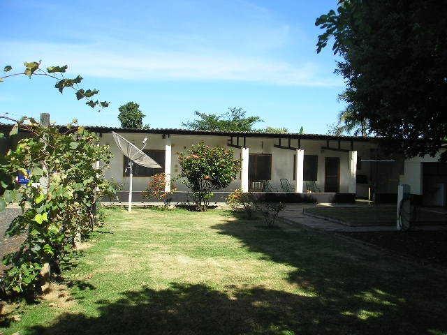 casa no centro de guaraci-sp terreno de 1210m2