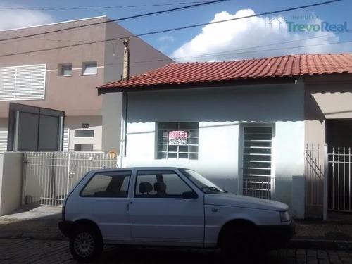casa no centro de valinhos - ca1001