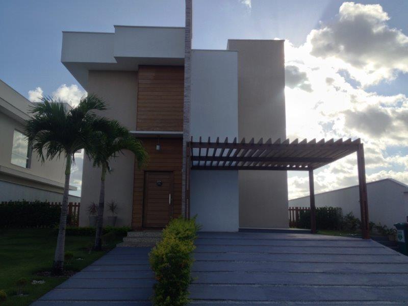 casa  no condominio alphaville