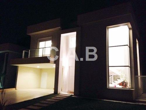 casa no condominio burle marx em alphaville - 7691