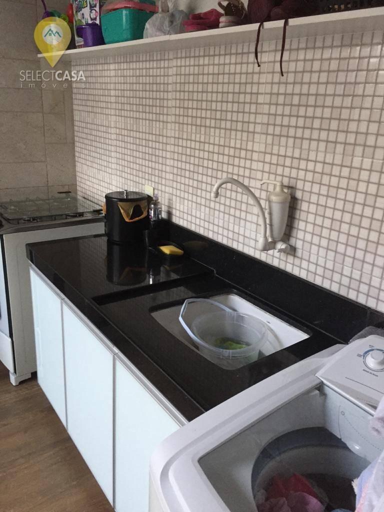 casa no condomínio chacara flora 3 dormitórios à venda, 89 m² por r$ 475.000- morada de laranjeiras - serra/es - ca0129