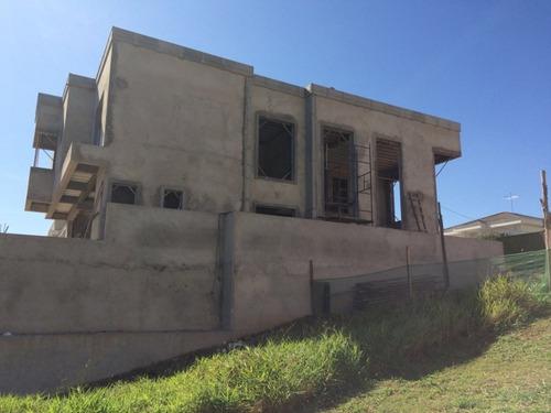 casa no condomínio gênesis 1 na fase de acabamento - 7648