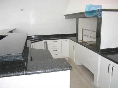 casa no condomínio jardim acapulco - guarujá - ca0612