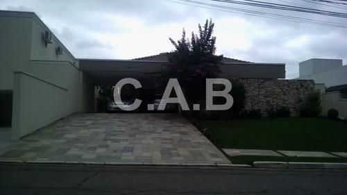 casa no condominio residencial alphaville 01 - 5226
