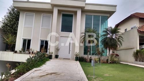 casa no condominio residencial melville em alphaville - 5555