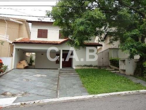 casa no condominio residencial onze em alphaville - 2060