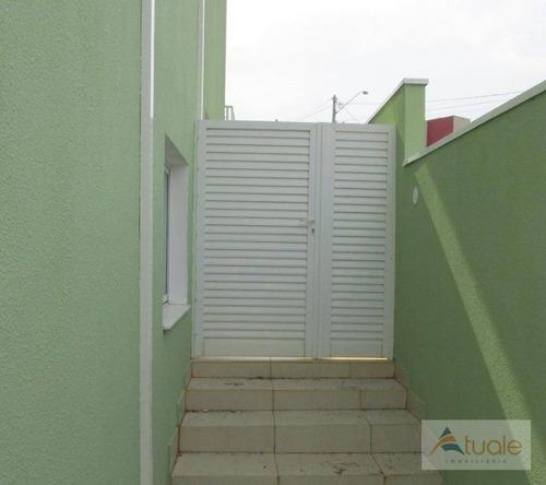 casa no condomínio swiss park - saint moritz, campinas, ca5943. - ca5943